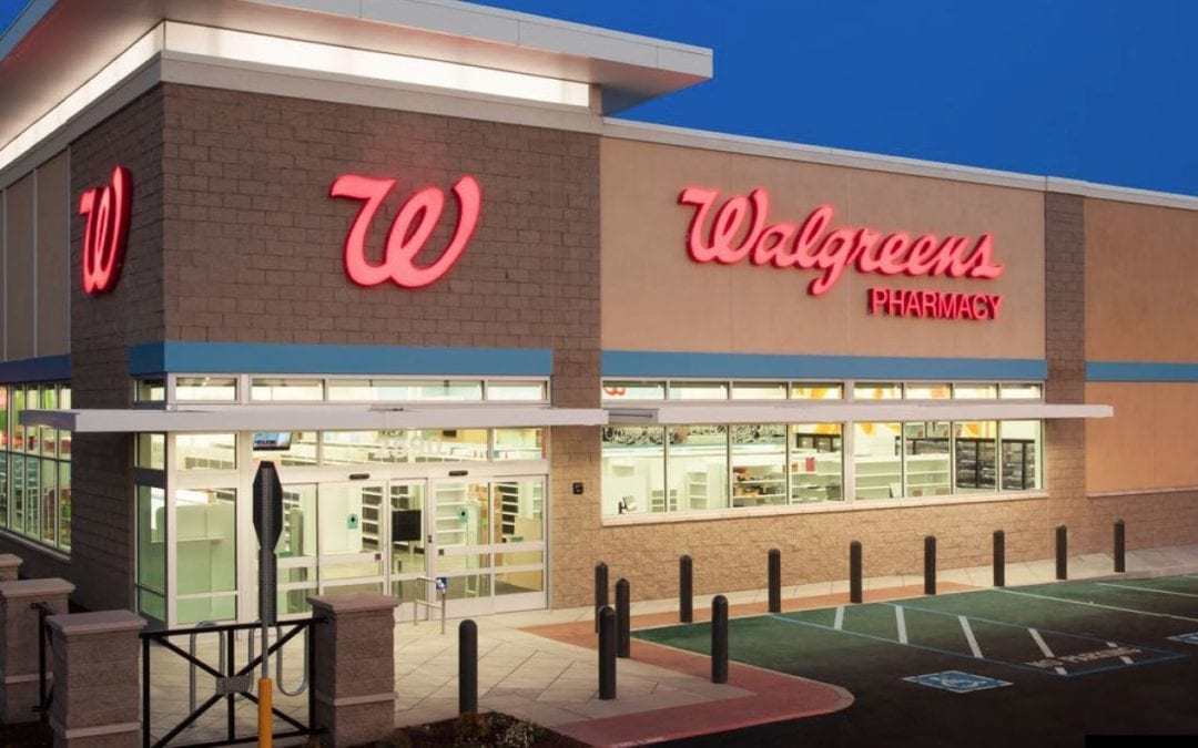 IOBAC installed in Walgreens, Naperville