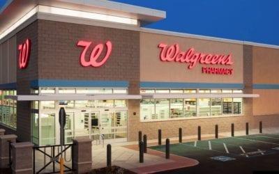 Walgreens choose IOBAC