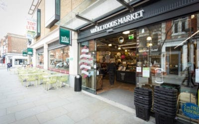 Wholefoods – Richmond-upon-Thames