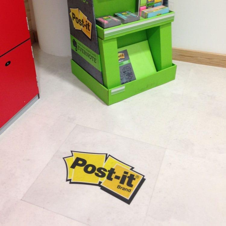 IOBAC Advertising Tiles
