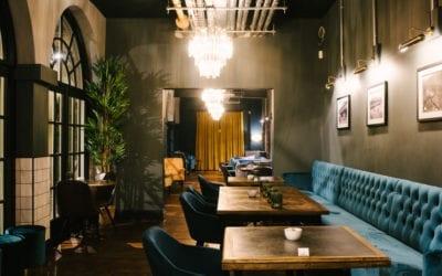 Historic Piece Hall Restaurant Chooses IOBAC Magnetic Flooring