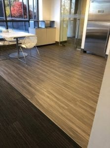 IOBAC MagTabs - magnetic flooring - office fit-out