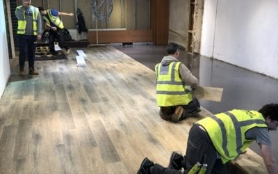 Flooring Forensics – Could magnetic flooring technology help remedy the installer shortage?