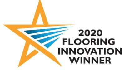 Ezy-Install Underlay Wins Flooring Innovation Award!