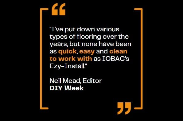 Ezy-Install Receives Glowing Review from DIY Week